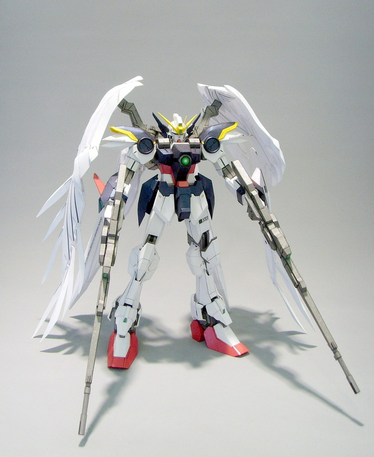 Gundam Wing Zero Model Kit