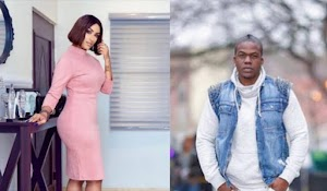 Actress Juliet Ibrahim tags Ex-Iceberg Slim a narcissist for claim she's toxic.