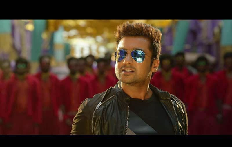 All About Surya Only About Surya 24 The Movie: All About Surya, Only About Surya!: Masss-New