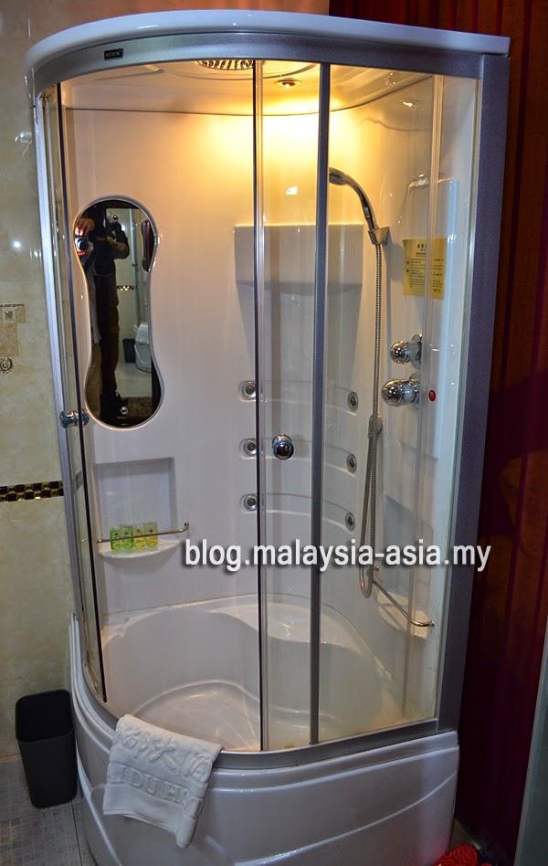 Haidu Hotel Dali Shower Photo