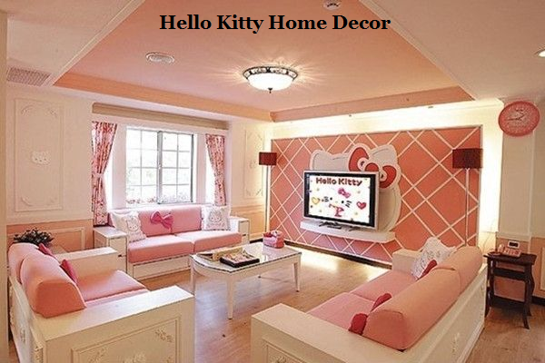 Hello Kitty Home Decor For Living Room