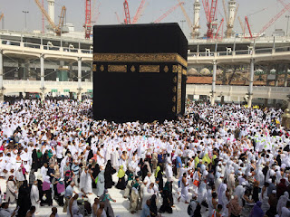 Tips Menghindari Tersesat Saat Ibadah Haji