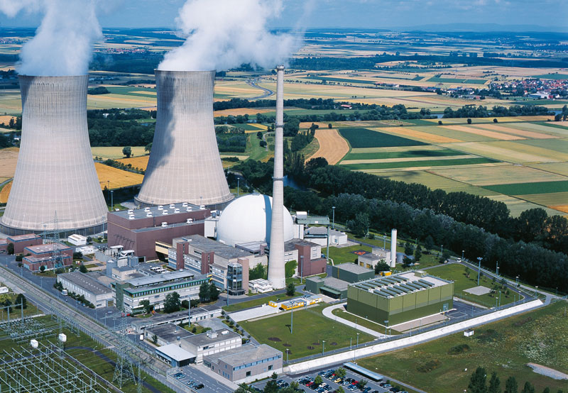 Atomkraftwerke Deutschland