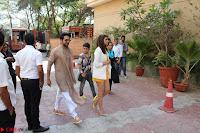 Parineeti Chopra with Ayushmann Khurrana at the Launch of Trailer of Meri Pyaari Bindu 065.JPG