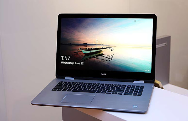 dell inspiron 17 7000 notebook