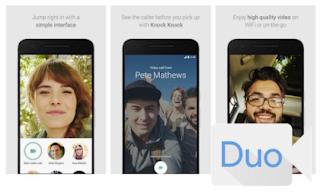 Google Video App Duo