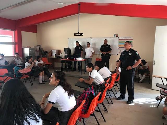 EN OAXACA, POLICÍA FEDERAL PARTICIPA EN CAMPAÑA DE CONCIENTIZACIÓN PARA PREVENIR CIBERDELITOS