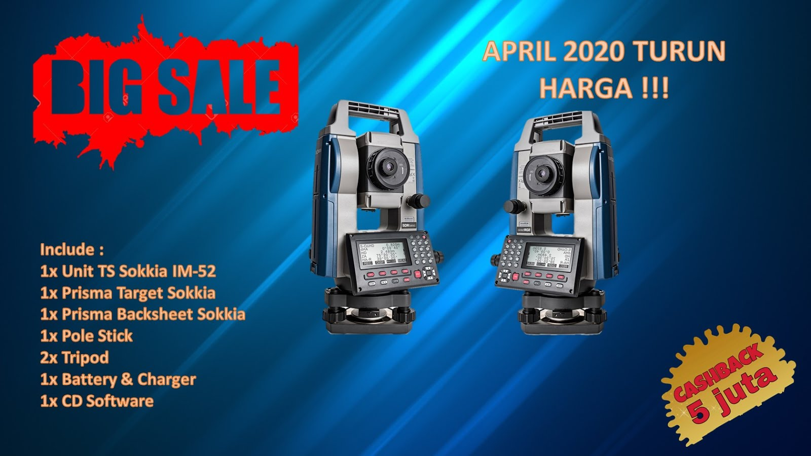 PROMO RAMADHAN 1441H./APRIL 2020M.