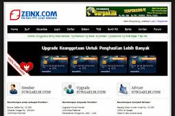 Jasa Pembuatan Website PTC Murah