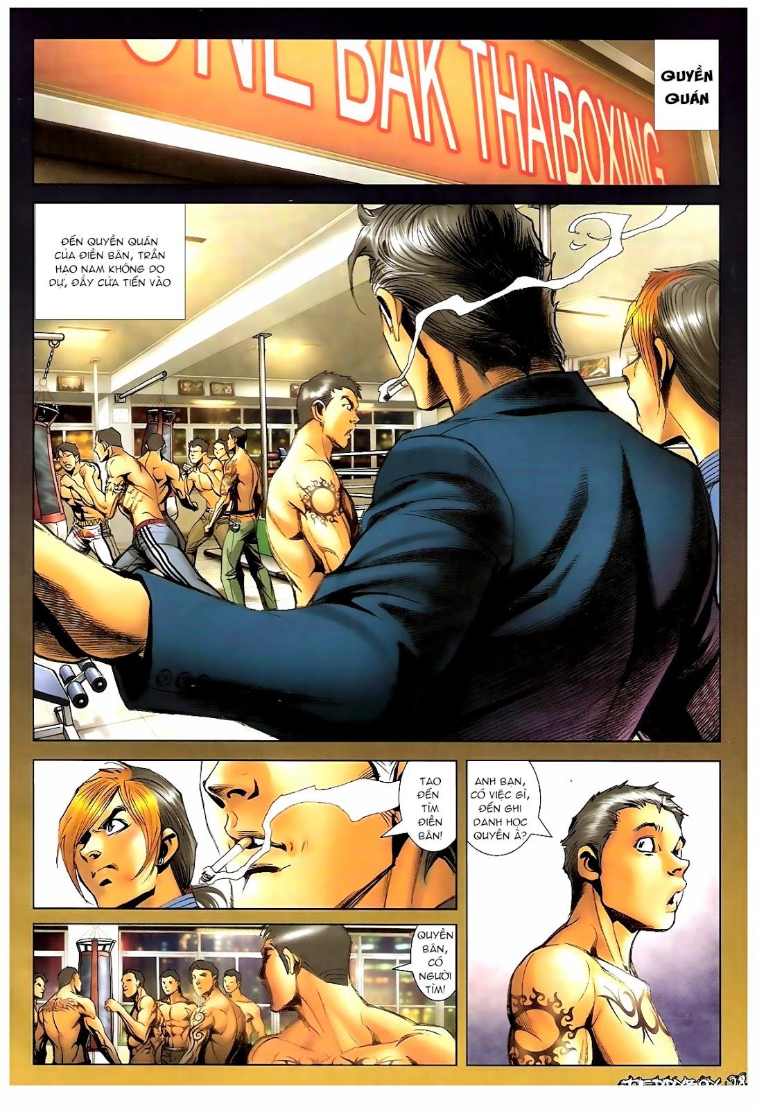 Người Trong Giang Hồ - Chapter 1386: Nam Ca ra mặt - Pic 25