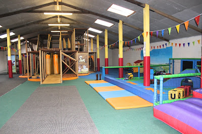 Tattershall Farm Park - A review - indoor softplay