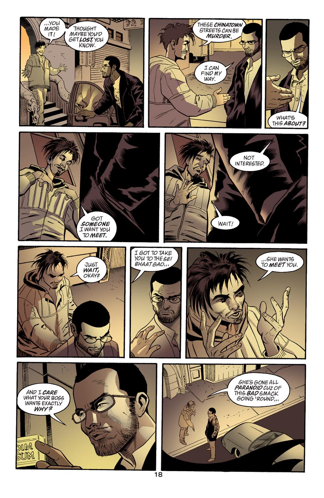 Detective Comics (1937) 768 Page 18