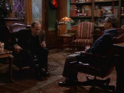 Frasier - Season 3 Episode 19: Crane vs. Crane