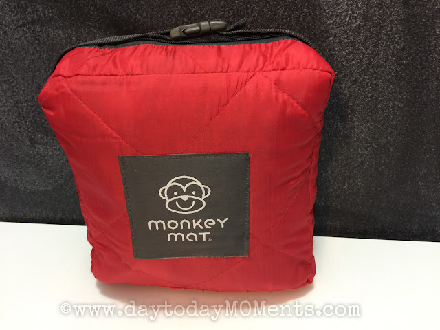 monkey mat on the go