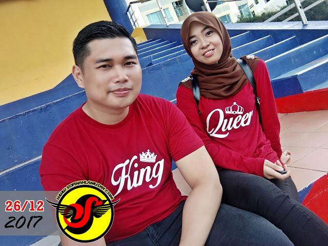 Sambut Anniversary Perkahwinan Ringkas tetapi Bermakna - Sofinah Lamudin