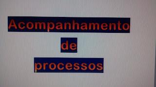 Após ter ingressado com uma ação cível, seja no Juizado Especial Cível ou em qualquer outro, na Comarca de São Paulo, desde que não haja segredo de justiça (como é o caso das ações que tramitam nas Varas da Família) é possível às partes acompanhar o andamento do processo, acessando o seguinte endereço:  http://esaj.tjsp.jus.br/cpo/pg/open.do  SELECIONAR: