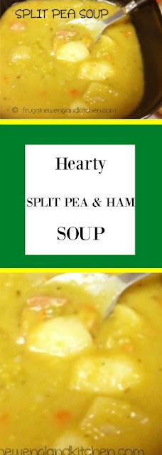 Ham Split Pea Soup