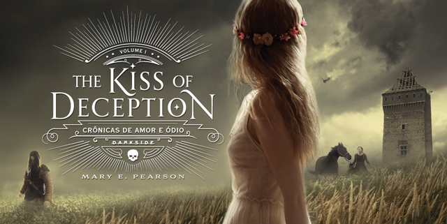 Livro Kiss Of Deception Mary E. Pearson DarkSide Books