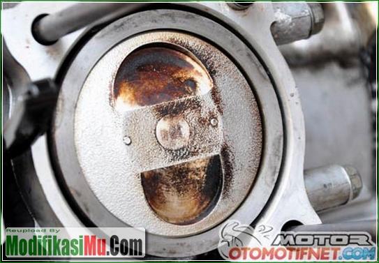 Piston Pake Kawasaki Kaze 125cc - Cara Bore Up Honda Beat Fi 130cc Buat Harian Modal 3 Jutaan