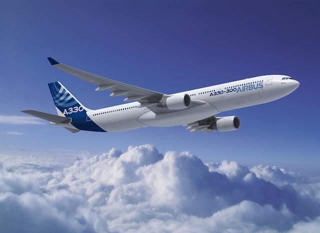 Original Airbus A330-300