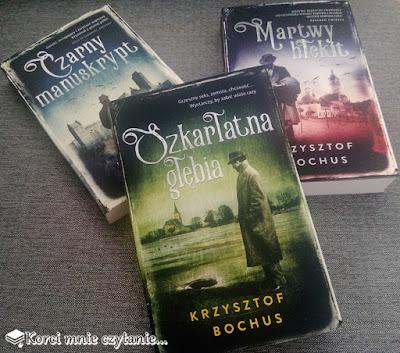 "Krzysztof Bochus ""Szkarłatna głębia"""