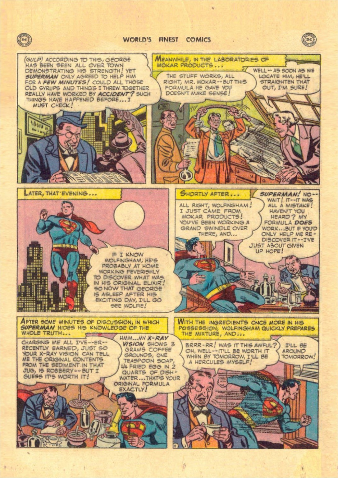Read online World's Finest Comics comic -  Issue #52 - 13
