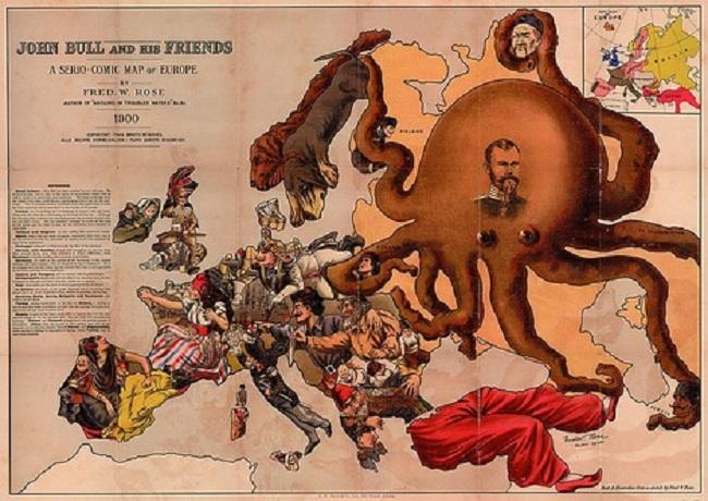 Apa yang Dimaksud dengan Geopolitik?