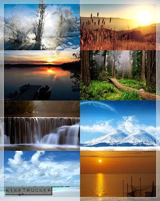 Fondos de pantalla paisajes