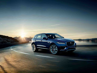 JAGUAR F-PACE INGENIUM PETROL LAUNCHED IN INDIA AT 63.17 LAKH news in hindi