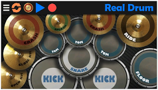 Real Drum Mod Apk v6.18 VIP Full (No Ads) Terbaru for Android