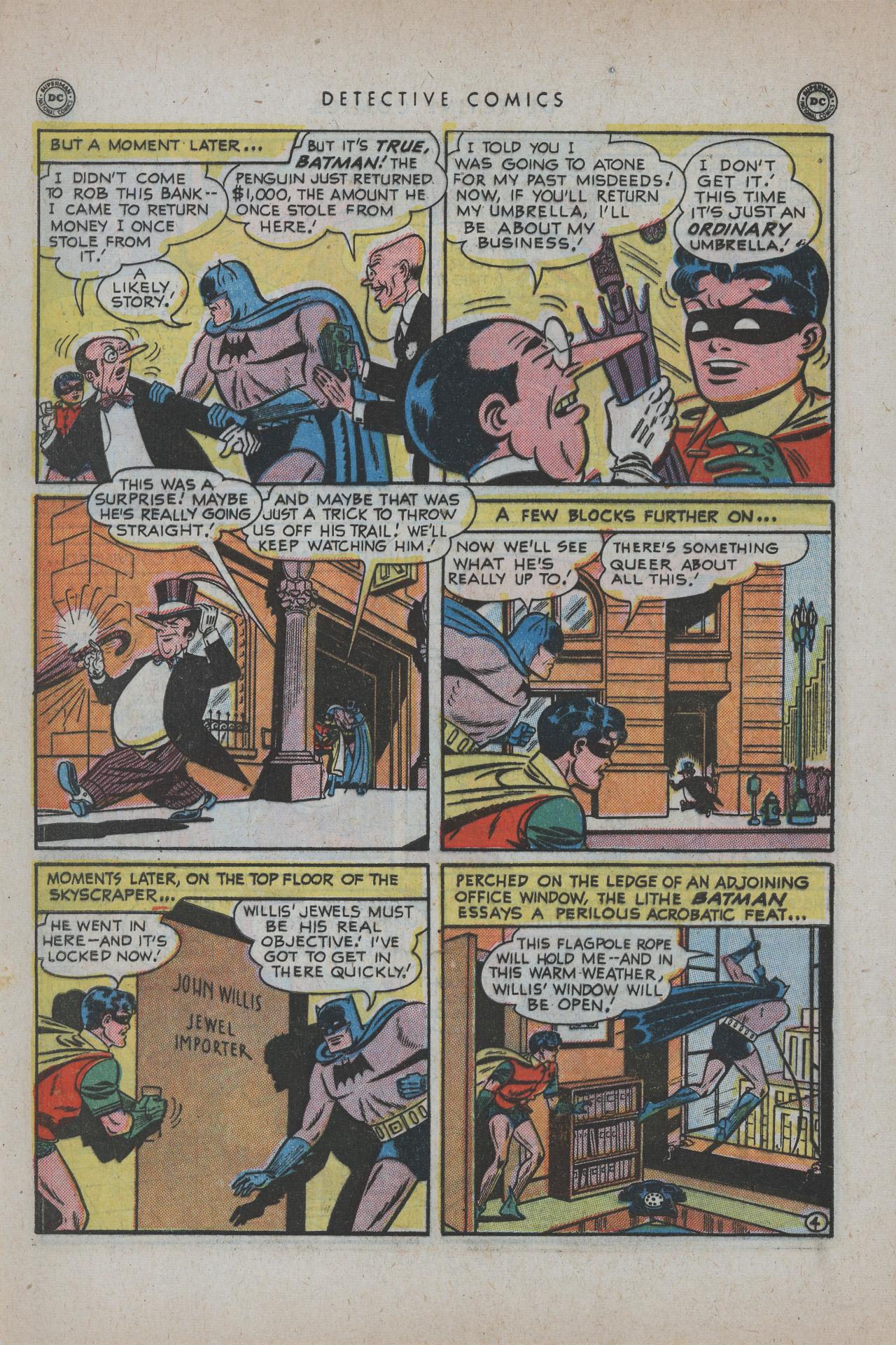 Detective Comics (1937) 171 Page 5