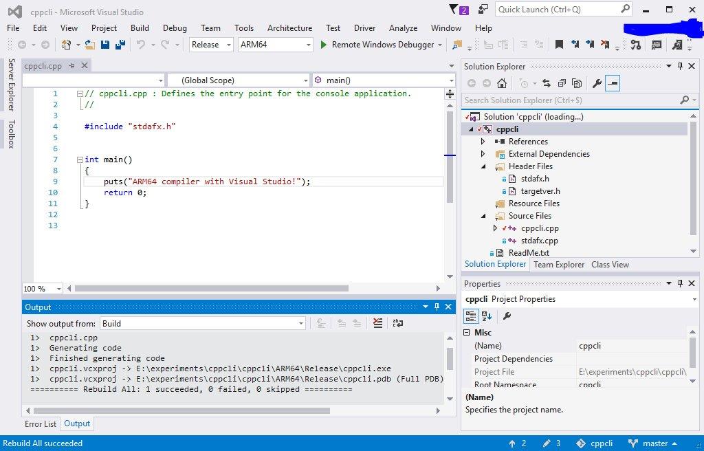 Windows 10 su ARM64: compilate le prime Applicazioni 2 HTnovo