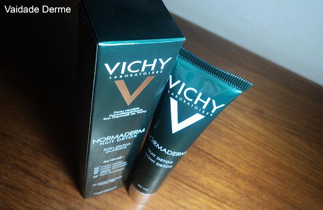 Vichy Normaderm Noite Detox