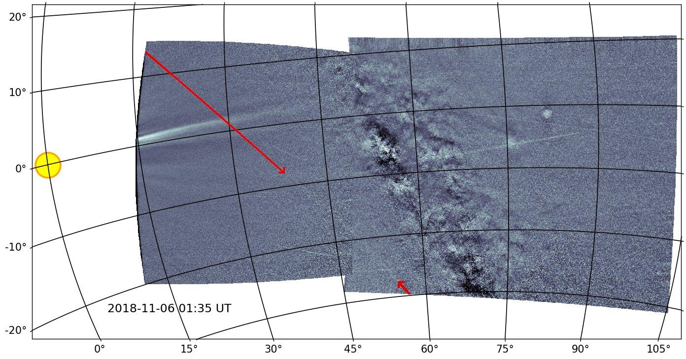 کاوشگر پارکر تایید کرد که سرچشمه شهابهای دوپیکری یک سیارک است