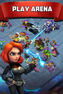 clash of zombies apk hack