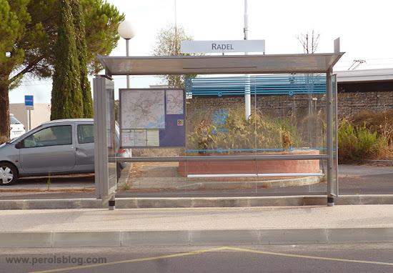 Ligne bus N°28 à Pérols