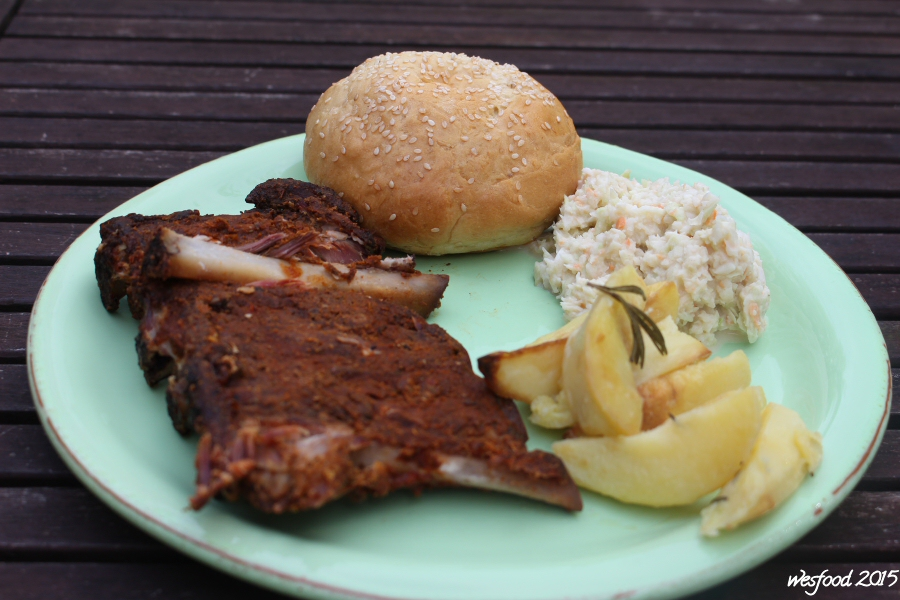 Spareribs Gasgrill Forum : Wesfood spareribs vom smoker rippchen