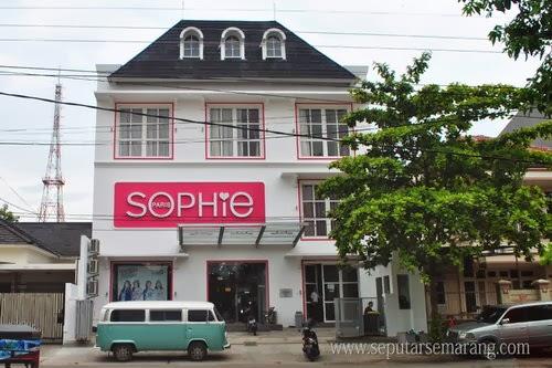 Sophie Paris Semarang Indonesia