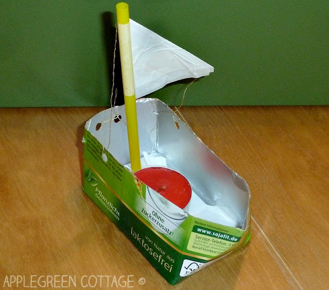 boat crafts for kids - summer kids activities