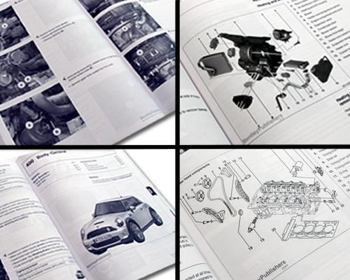 Mini Cooper Bentley Service Manual