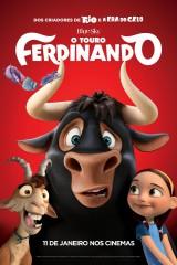 O Touro Ferdinando 2018 - Dublado
