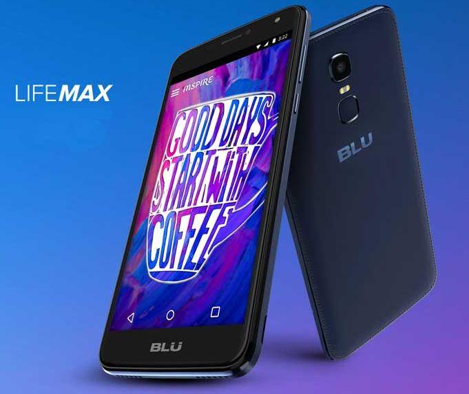 BLU Life Max, Ponsel Quad core Marshmallow Harga 2 Jutaan
