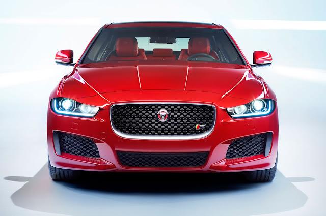 2015 Jaguar XE S UK