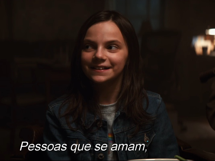 LOGAN MOVIE X23 WOLVERINE - DAFNE KEEN - TRAILER 2 SECOND - PESSOAS QUE SE AMAM - LEALTUDO