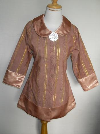 Trend In Today S Trend Model Batik Clothing Apparel Modern