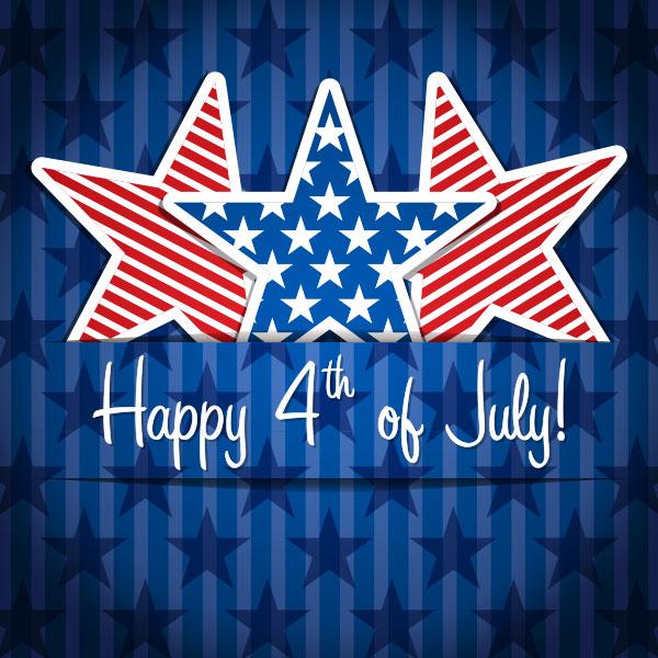 4th july america