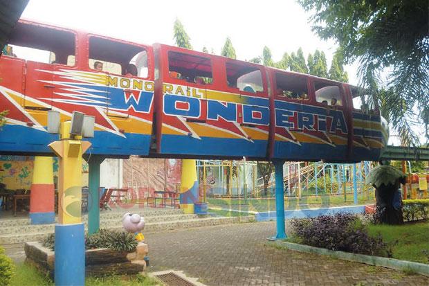 Destinasi Wisata Menarik di Kota Semarang - Taman Rekreasi Wonderia