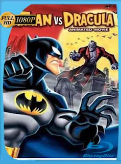 Batman contra Dracula 2005  HD [1080p] Latino [Mega] dizonHD