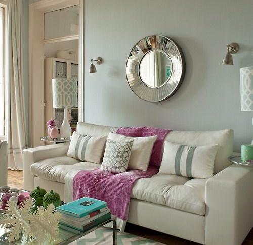 Espejos imprescindible en la decoraci n cocochicdeco for Decoracion de espejos rectangulares