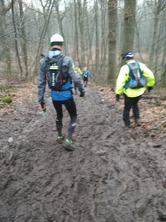 Mud - ecotrail Paris 80km